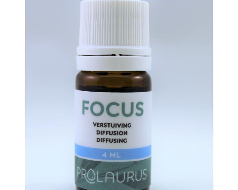 Focus – 4ml -Verstuivingsmengsel