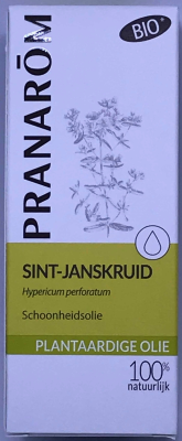 Sint-janskruid – 50ml – BIO
